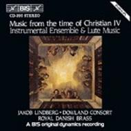 Music from the time of Christian IV – Instrumental Ensemble and Lute Music | BIS BISCD390