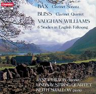 Bax, Bliss, Vaughan Williams - Works for Clarinet