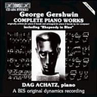Gershwin - Works for Piano Solo | BIS BISCD404