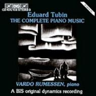 Tubin - Complete Piano Music | BIS BISCD41416