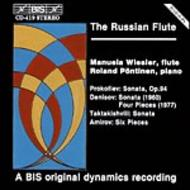 The Russian Flute | BIS BISCD419