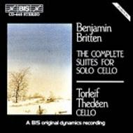 Britten - Cello Suites | BIS BISCD446