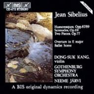 Sibelius - Works for Violin and Orchestra | BIS BISCD472