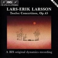 Larsson - Concertinos | BIS BISCD47374