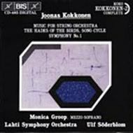 Kokkonen - Music for String Orchestra, Hades of the Birds, etc | BIS BISCD485