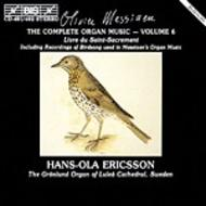 Messiaen – The Complete Organ Music, Volume 6 | BIS BISCD49192