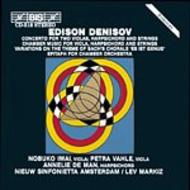 Denisov - Concerto, Chamber Music, Epitaph, etc | BIS BISCD518