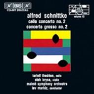 Schnittke - Concerto Grosso, Cello Concerto | BIS BISCD567