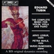 Tubin - Chamber Music | BIS BISCD54142