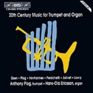 20th Century Music for Trumpet and Organ | BIS BISCD565