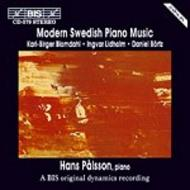Modern Swedish Piano Music | BIS BISCD579