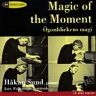 Magic of the Moment – Improvisations on jazz, folk-songs and spirituals | BIS BISCD5005