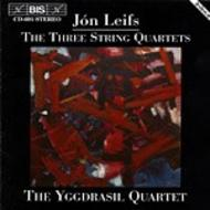 Jon Leifs - The Three String Quartets | BIS BISCD691