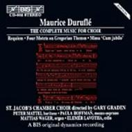 Durufle - Requiem etc | BIS BISCD602