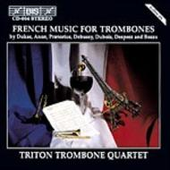 French Music for Trombone | BIS BISCD604
