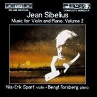 Sibelius – Music for Violin and Piano – Volume 2 | BIS BISCD625
