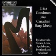 Canadian Harp Music | BIS BISCD649