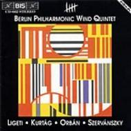 Hungarian Music for Wind Quintet | BIS BISCD662