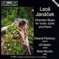 Janacek - Chamber Music for Violin, Cello and Piano | BIS BISCD66364