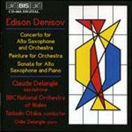 Denisov - Works for Saxophone | BIS BISCD665