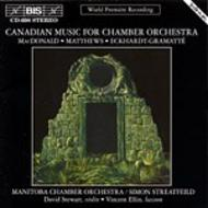 Canadian Music for Chamber Orchestra | BIS BISCD698
