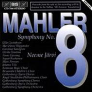 Mahler - Symphony No 8 in E flat major 'Symphony of the Thousand' | BIS BISCD700