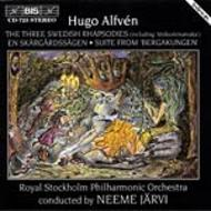 Alfven - Swedish Rhapsodies | BIS BISCD725