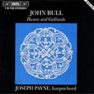 John Bull - Pavans and Galliards | BIS BISCD729