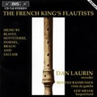 The French King's Flautists | BIS BISCD745