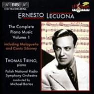 Lecuona – The Complete Piano Music, Volume 1 | BIS BISCD754