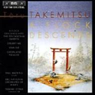 Takemitsu – A Flock Descends | BIS BISCD760