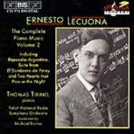 Lecuona – The Complete Piano Music, Volume 2 | BIS BISCD774