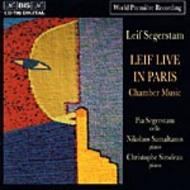 Leif Live in Paris | BIS BISCD792