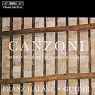 Canzoni – Italian Music for Guitar | BIS BISCD823