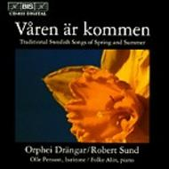 Varen ar kommen – Traditional Swedish Songs of Spring and Summer | BIS BISCD833