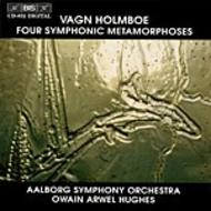 Holmboe - Four Symphonic Metamorphoses | BIS BISCD852
