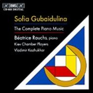 Gubaidulina - Complete Piano Music | BIS BISCD853