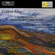 Aho - Symphony No 10 'Rejoicing of the Deep Waters' | BIS BISCD856