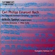 CPE Bach Complete Keyboard Concertos – Volume 9 | BIS BISCD868