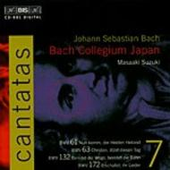 J. S. Bach – Cantatas, Volume 7 (BWV 61, 63, 132, 172) | BIS BISCD881
