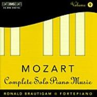 Mozart – Complete Solo Piano Music – Volume 9 | BIS BISCD896
