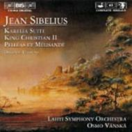 Sibelius – Karelia Suite, original version | BIS BISCD918