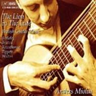 The Lion in The Lute – British Guitar Music | BIS BISCD926