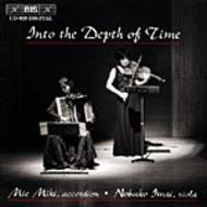 Into the Depth of Time – Japanese music for accordion and viola | BIS BISCD929
