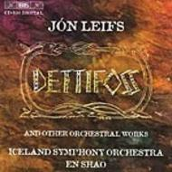 Leifs – Dettifoss and other orchestral works | BIS BISCD930
