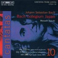 J. S. Bach – Cantatas, Volume 10 (BWV 179, 105, 186) | BIS BISCD951