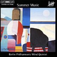 Summer Music for Wind Quintet | BIS BISCD952