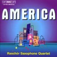America – Music for Saxophone Quartet | BIS BISCD953