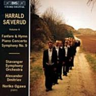 Saeverud - Piano Concerto, Symphony, Fanfare & Hymn | BIS BISCD962