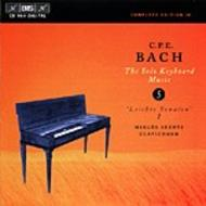 C. P. E. Bach - Solo Keyboard Music – Volume 5 | BIS BISCD964